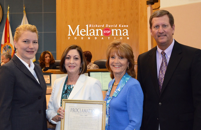 PBCBCC – Proclaims RDKMF Melanoma Monday!