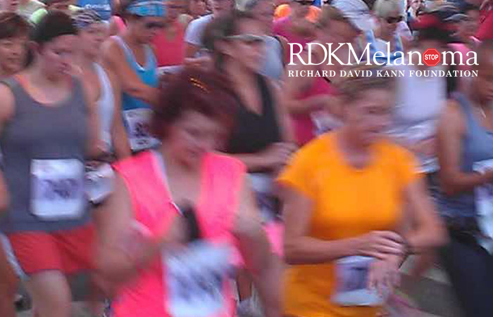 Run From The Rays 5K Run/Walk with the Richard David Kann Melanoma Foundation
