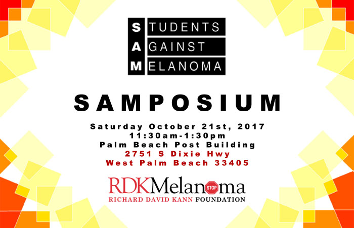 2017 SAM – SAMPOSIUM