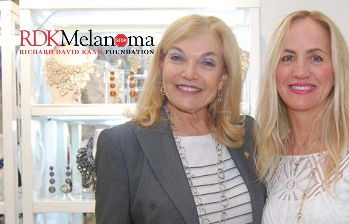 Shop for a Cause at Sequin benefits melanoma foundation