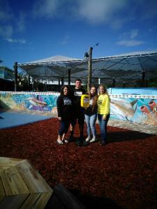 Seth Rogers and Jordan Borenstein and January/Palm Beach Philanthropy Tank