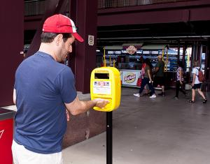 Pre Game Sunscreen Dispensers-6
